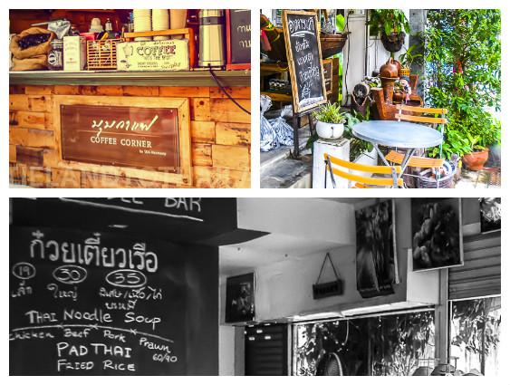 Where to eat seafood in hua hin coffee corner cafe (1)