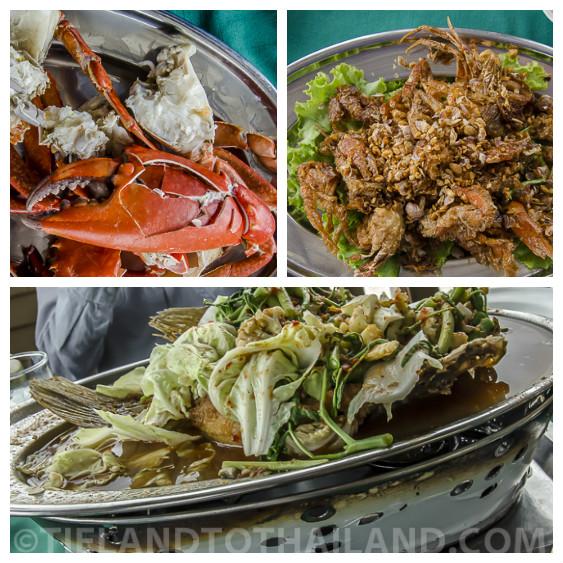 sang thai restaurant best seafood in hua hin thailand