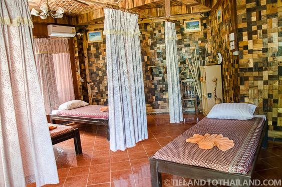 Massage and Spa Area