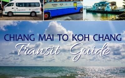 Chiang Mai to Koh Chang Transit Guide