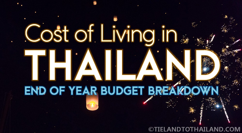 Cost of Living in Thailand 2015