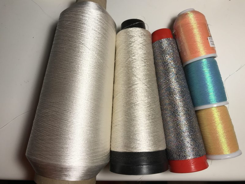yarns I'm considering using for 创造力的季节
