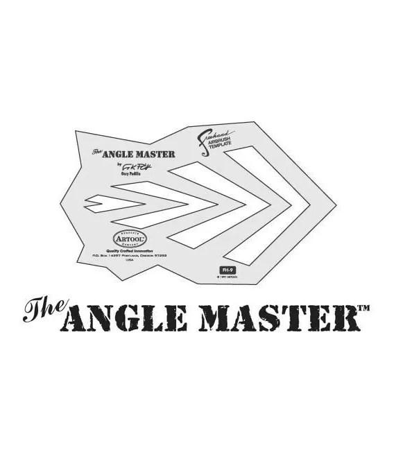 Template ANGLES / ANGLE MASTER Artool