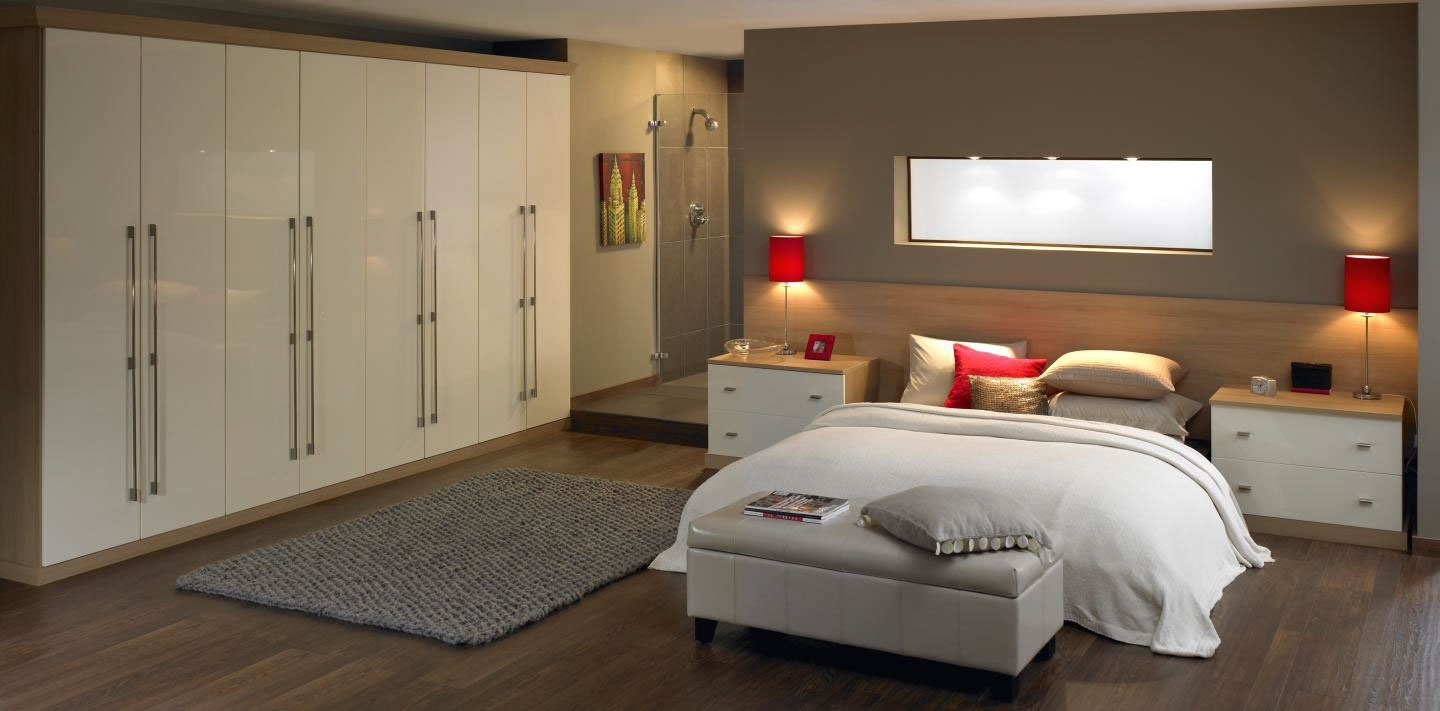 Fitted Wardrobes Can Create Your Dream Bedroom Tierney