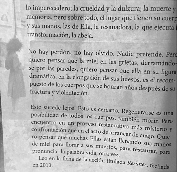 Mónica Nepote, Con/Dolerse, México, Surplus, 2015, p. 40.