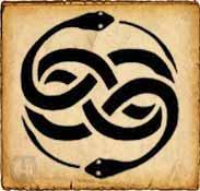 Celtic Symbol Wuivre