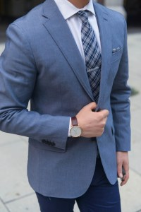 The Modern Power of Matching Ties + Pocket Squares