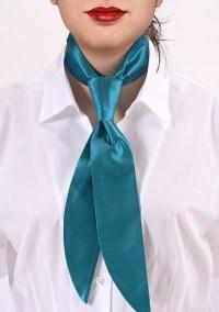 Jade Green Women's Neck Tie