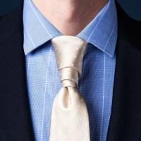 How To Tie A Necktie | Different Ways Of Tying A Tie ...