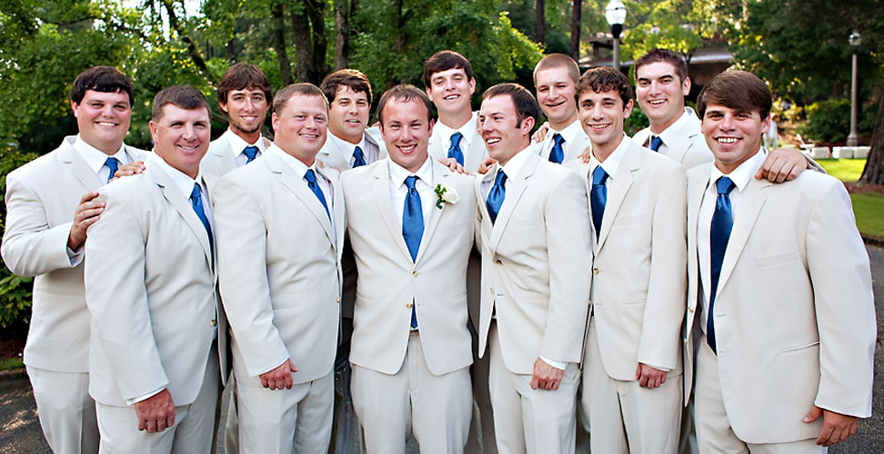Wedding Ties