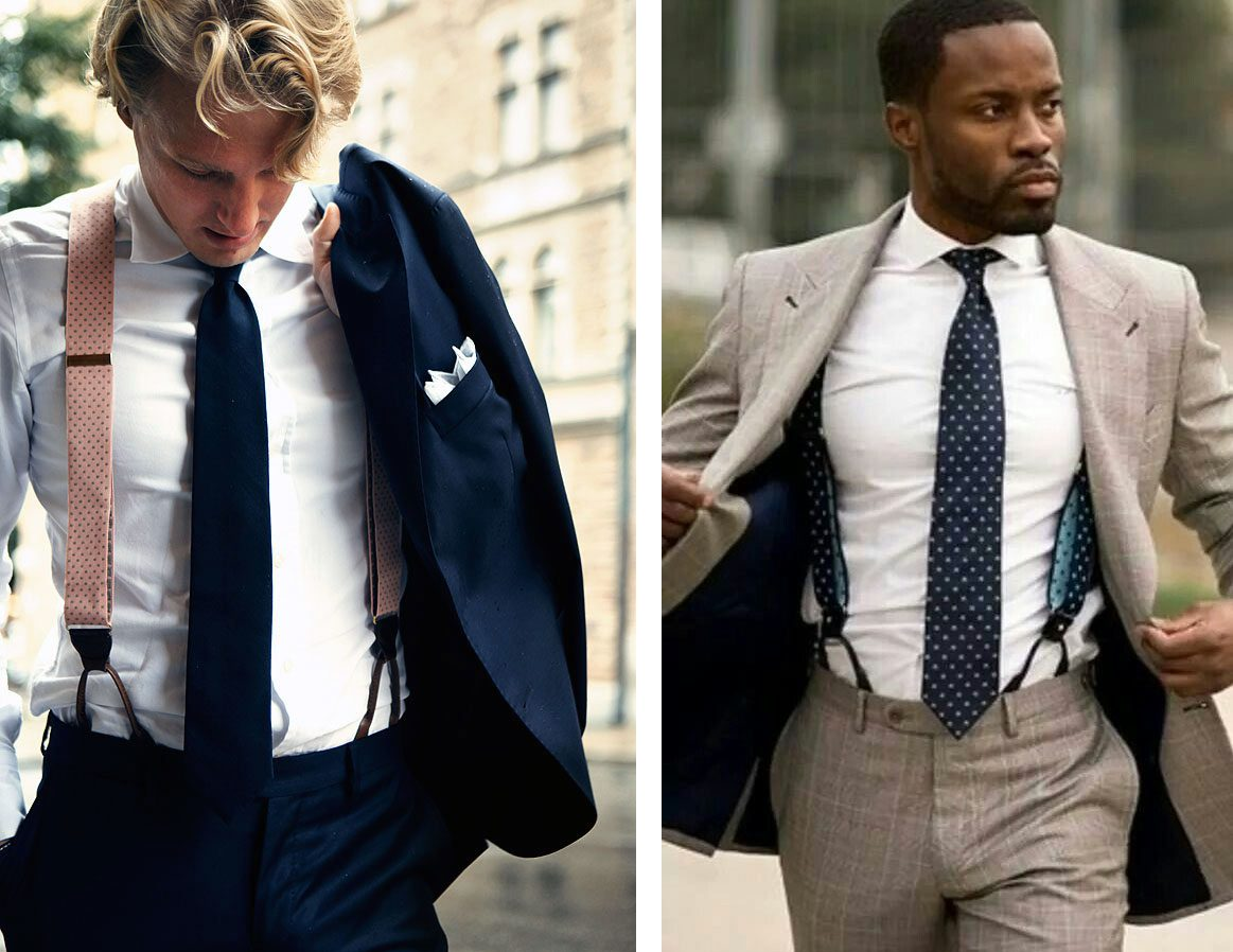 Everything You Need To Know About Suspenders The