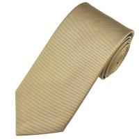 Amanda Christensen Plain Sand Beige Silk Designer Tie from ...