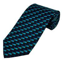 Blue Whales Men's Novelty Tie from Ties Planet UK