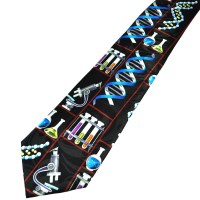 DNA Novelty Science Tie from Ties Planet UK