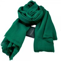 Ties Planet Jade Green Pashmina by Lyle and Scott from ...
