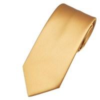 Plain Beige Satin Tie from Ties Planet UK