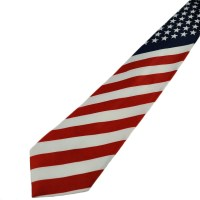 USA Flag Stars & Stripes Novelty Tie from Ties Planet UK