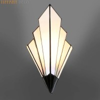 Tiffany Wall Lamp Art Dco B&W - the most beautiful ...
