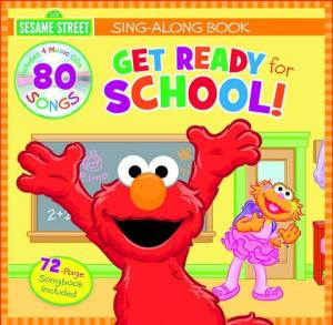 Get Ready For School Sing-Along Book