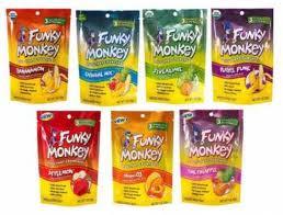 Funky Monkey Snacks