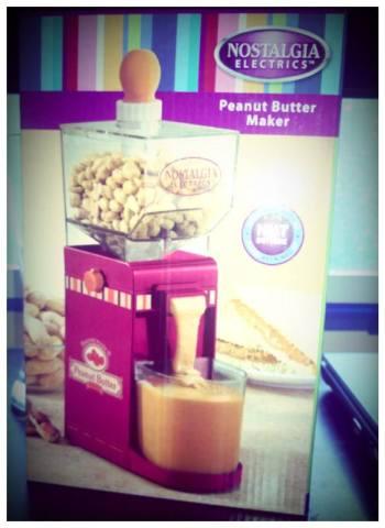 Electric Nut Butter Maker