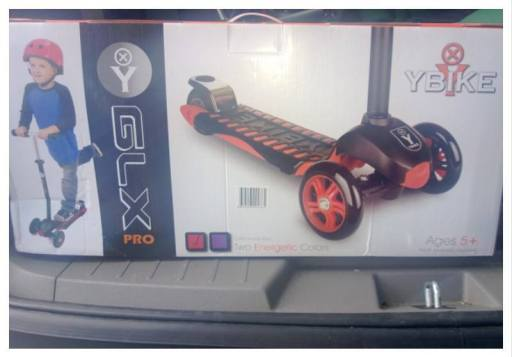 Ybike Scooter