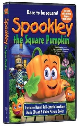 Spookley Pumpkin DVD