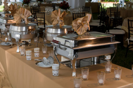 How To Use Chafers When Catering Thanksgiving Dinner