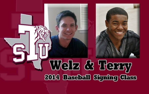 Welz and Terry Lead the 2014 Baseball Signees