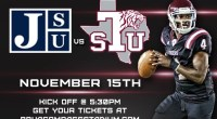 Related posts: 16 New Tigers Set to Join the Football Program Texas Southern to Host 6 Football Games for the 2014 Season Tigers will End Spring Training with Maroon and […]