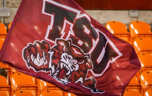 Texas Southern Tigers report to training camp