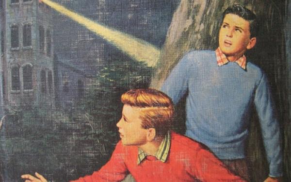 Rejected Hardy Boys Titles
