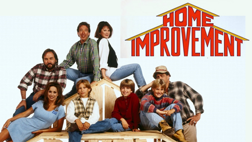 """Things That Bring Back Memories """"Home Improvement"""" Tv Show"""