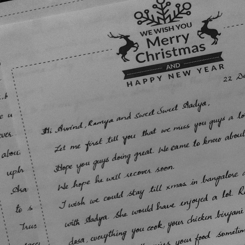 How to Write a Customized Handwritten Letters to Friends Online - letters online