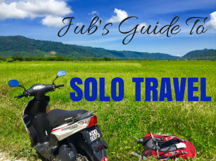 solo travel first time