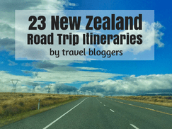 new zealand road trip itineraries