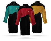 Star Trek Next Generation Robes
