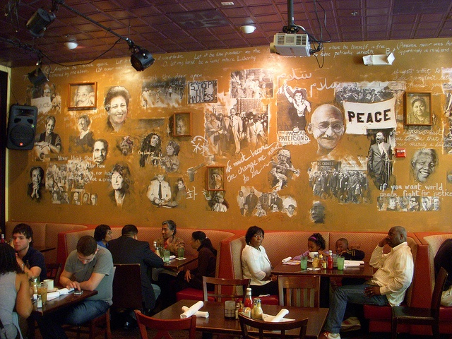 On Busboys and Poets, Andy Shallal, and DC\u0027s Progressive Visual - restaurant busboy