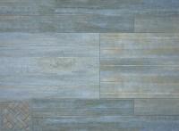 Barrique Series Blue Wood plank Porcelain Tile