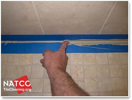 How To Professionally Re Caulk A Tile Shower