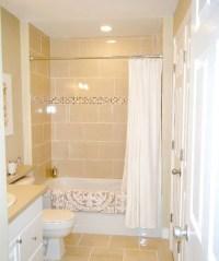 25 Awesome Beige Bathroom Wall Tiles