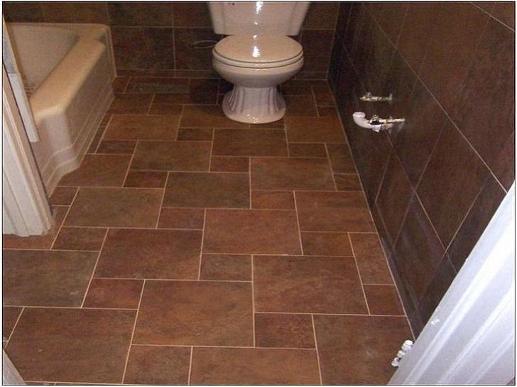 Dark Brown Bathroom Floor Tiles Fantastic Purple Dark