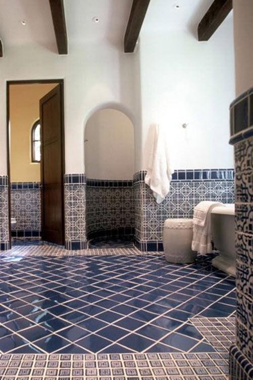 best floor tiles for bathroom