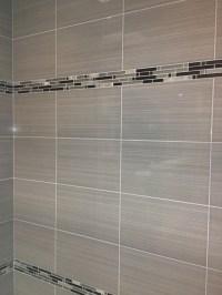 Bathroom Shower Glass Tile Designs