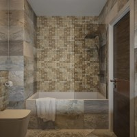 30 cool ideas and pictures of natural stone bathroom ...