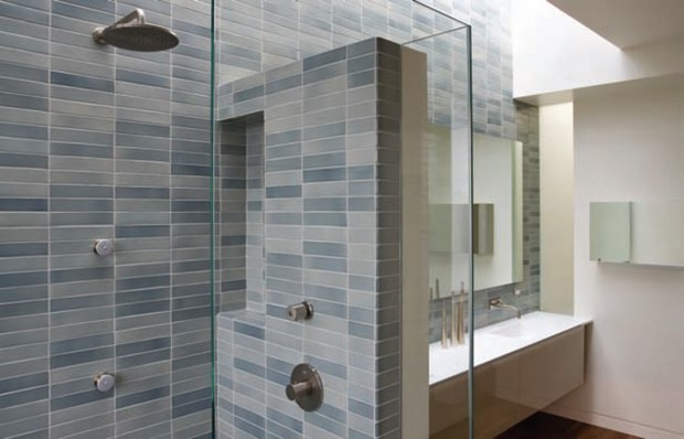 magnificent ultra modern bathroom tiles for