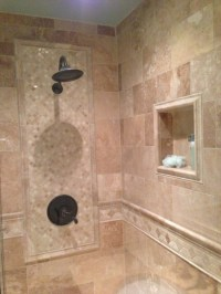30 great pictures and ideas of neutral bathroom tile ...