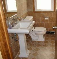 25 wonderful ideas and pictures of decorative bathroom ...