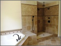 20 unique bathroom floor tile pictures and ideas
