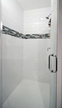 30 amazing ideas and pictures contemporary shower tile design